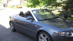 2007 Audi Cabriolet a4 Convertible
