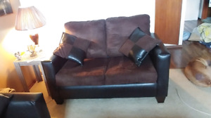 COUCH & LOVESEAT $750.00 OBO