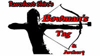 Archery-Bowman's Tag