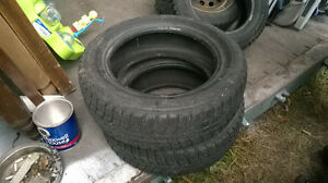 14  and 15    16  and 17    inch tires for sale