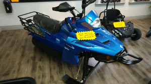 2018 ARCTICA 200 SNOWMOBILE! JUST ARRIVED!!