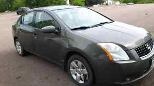 2009 Nissan Sentra Sedan - Great family car