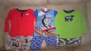 Boys size 4 pyjamas
