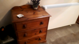 Two Bedside Chests