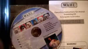 like New deluxe pet grooming kit from Wahl and Pedi paw file Kitchener / Waterloo Kitchener Area image 3