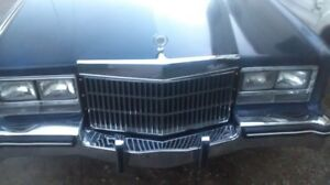 rebuilt caddy here come take a look