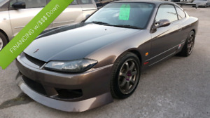 Nissan Silvia  SpecR S15 ( 3 to choose from)