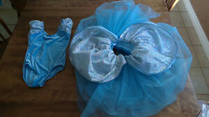 Costume de dance Glass slipper