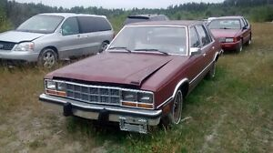 1982 ford fairmont all stock nothing touch