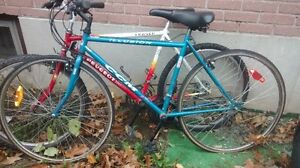 TWO CLASSIC BIKES  AS IS ALL  ORIGINAL  $200 DELIVERED