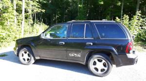 2008 Chevrolet Tailblazer