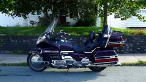 1995 20th Anniversary Canadian Edition Goldwing