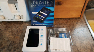 Brand New Alcatel iDealXCITE With 8GB Memory! Unlocked!