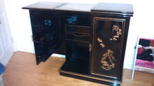 lit,table.meuble chinois,marbre