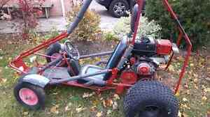Dingo by Manco Dune Buggy - single seat