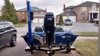Bass tracker 175 tf Awesome dream fishing boat