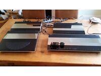 Bang & Olufsen Beogram 4500 vintage Sound System