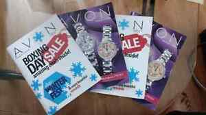 FREE Avon brochures and samples!!