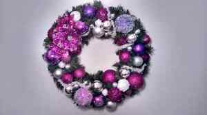 Frosted berries xmas wreath St. John's Newfoundland image 1