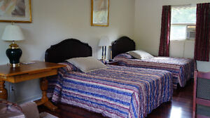 ECONOMY AND SUPER DELUXE SUITES WITH KITCHENETTES IN MADOC