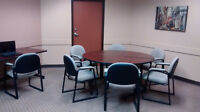 PROFESSIONAL MEETING ROOMS/ BOARDROOM FOR RENT