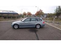BMW 3 SERIES 2.0 320D SE TOURING 5 DOOR AUTOMATIC 2006