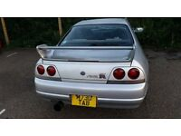 Nissan skyline R33 GT-R twin turbo spares or repair