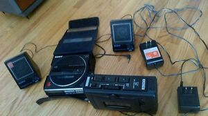 Sony vintage cassette player portable London Ontario image 1