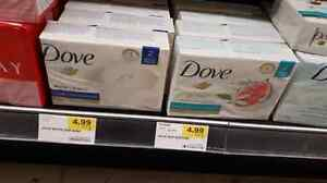 Dove Soap by the Case