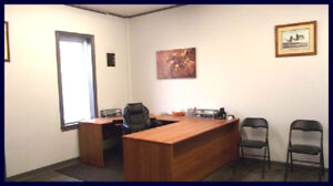 upgraded office space for rent