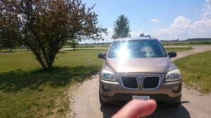 2006 Pontiac montana sv6 with ONLY 54,000KM