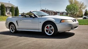 Mustang GT convertible v8