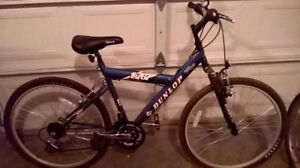 Dunlop fs767 21 speed mtn bike with shimano brakes like new