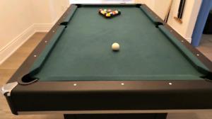 Indoor Pool Table!