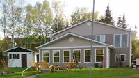 Waterfront home for sale in Hanmer