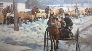 """PETER ETRIL SNYDER ORIGINAL OIL PAINTING"" Wanted"