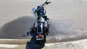 2014 Harley-Davidson FLS - Softail Slim