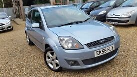 FORD FIESTA 1.25 FREEDOM 3DR BLUE