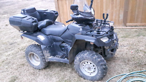 2009 Suzuki King Quad 4x4