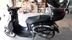 Saga Two-seater (2014) Scooter