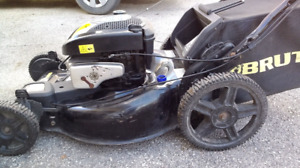 """22"""" Brute Self-Propelled Lawnmower. TRADE INS WELCOME"""