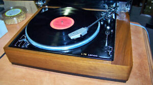 Lenco L78 4-speed turntable, CONSIDERING TRADES