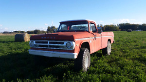 1970 Dodge 4x4 For Sale REDUCED