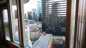 Roommate wanted for 2 bed/2 bath downtown condo in Icon Tower Edmonton Edmonton Area image 2