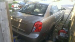 04 Chevy optra Cornwall Ontario image 2