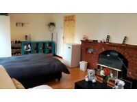 Master bedroom with balcony including bills canning town station E16 1LN