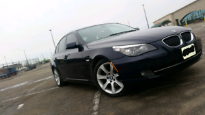 2008 BMW 535XI- E-Tested and Certified $7000