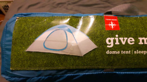 NWT 2 person Tent in original packaging never opened