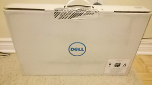 Dell inspiration 17 5657 brand new, never used warranty 1 year