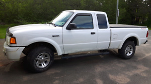 2005 Ford Ranger 2 wheel